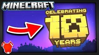 Minecraft Reveals BIG NEWS For 10 Year Celebration?!