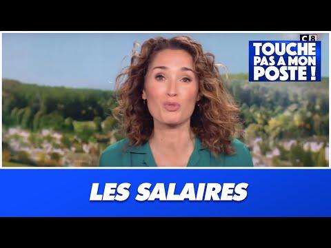 Révélations sur les salaires des présentateurs de JT