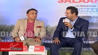 Salaam Cricket 2019: सुनिए भारत और PAK क्रिकेट के धुरंधरों के मजेदार किस्से!