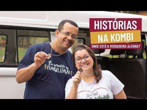 Histórias na Kombi: Onde está a verdadeira alegria? // Se liga no Sinal