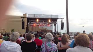 AIR SUPPLY 6-21-2013 TOLEDO OHIO - 06 - DANCE WITH ME PART 2