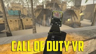 Bullets and More VR - Call of Duty VR