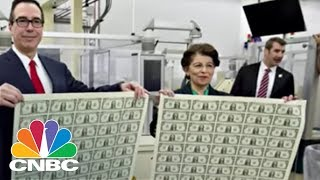 Treasury Secretary Steve Mnuchin And Treasurer Jovita Carranza Are Now On The $1 Bill | CNBC