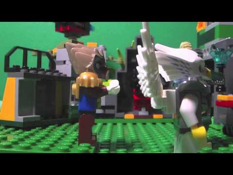 Legends of Chima Episode 23: Caught in a Web
