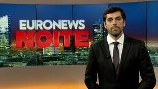 Euronews Noite 21.01.2018