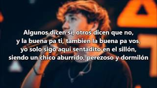 Paulo Londra - Forever Alone (LETRA) ⚡