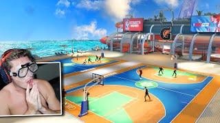 THE NEW CRUISE SHIP IN NBA 2K22