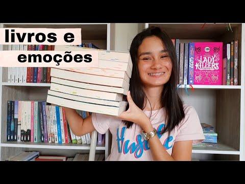 BOOKTAG SENTIMENTOS: a emoção de cada leitura � || Amid Books