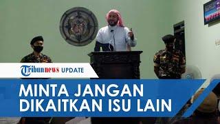 Syekh Ali Jaber Minta Jemaahnya Tak Kaitkan Kasus Penikaman yang Dialaminya dengan Isu Lain
