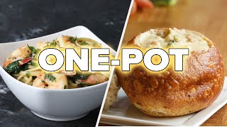 12 Easy & Healthy One-Pot Recipes