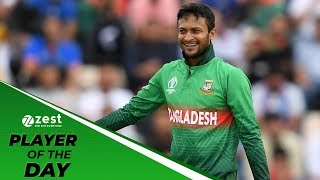 Shakib Al Hasan, The MVP Of The World Cup League Stage