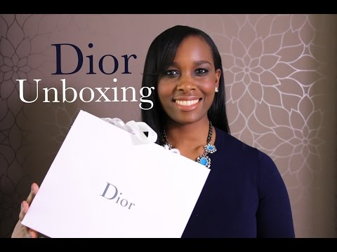 Dior Unboxing ★ Dior Sunglasses