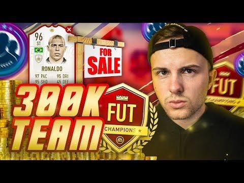 FIFA 19: AUSVERKAUF + 300K WL TEAM bauen