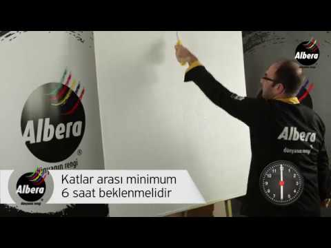 Albera Decosense Effekta - Sim Efektli Dekoratif İç Cephe Boyası