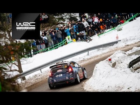 WRC 2 / WRC 2 Pro - Rallye Monte-Carlo 2019: Event Highlights