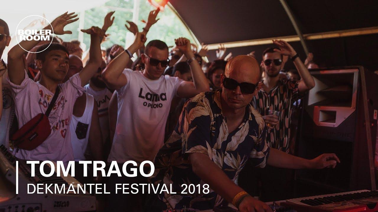 Tom Trago Presents Bergen Live Boiler Room X Dekmantel