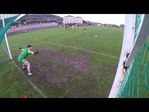 Crossmaglen make Ballyholland pay the penalty