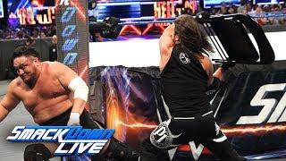 AJ Styles unleashes painful retribution on Samoa Joe: SmackDown LIVE, Sept. 4, 2018