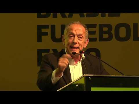 BRASIL FUTEBOL EXPO: Presidente da CBF da pontapé em evento que agita o futebol brasileiro