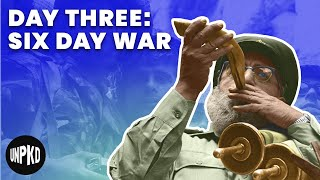 Day Three Of The War - Six Day War Project