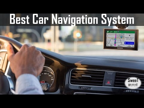 Best Navigation System Reviews – Best GPS Units 2017