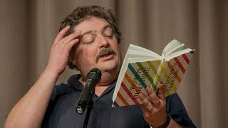 «Эпохи насилия порождают хороших людей»: интервью с писателем Дмитрием Быковым