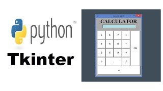 Tkinter Python GUI Tutorial For Beginners 12 - Simple GUI Calculator using Tkinter