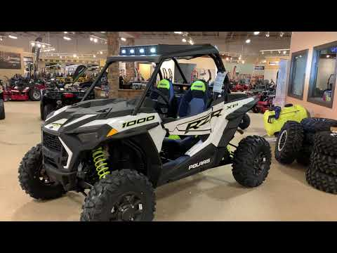 2021 Polaris RZR XP 1000 Sport in Jackson, Missouri - Video 1