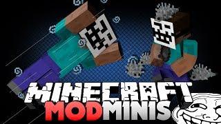 Minecraft Mod Mini - PUN ITEMS (TROLL ITEMS)