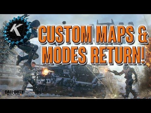 Black Ops 3 - CUSTOM ZOMBIES MAPS & MODS CONFIRMED! (BO3 ...