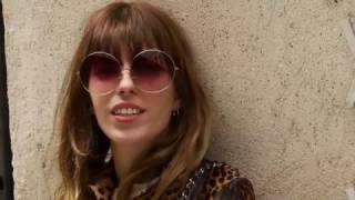 Lou Doillon Vogue Italy Interview