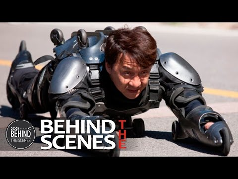 Armour of god 3 (Behind The Scenes)