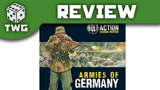 Bolt Action: Armies of Germany 2nd Edition Review