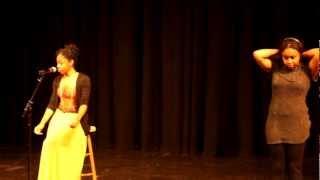 """Carleita Live- """"Goodbye Game"""" Chrisette Michele"""