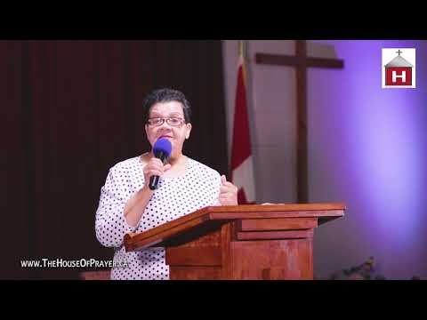 """Prayer and Fasting"" with Pastor Jean Tracey"