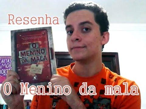 RESENHA - O Menino da Mala | Por Junior Costa