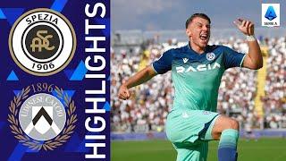 Spezia 0-1 Udinese Pekan 3