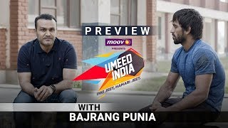 Gambar cover Bajrang Punia With Virender Sehwag - Umeed India - Episode 14 - Preview