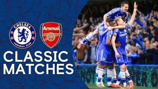 Chelsea 6-0 Arsenal | Record Win In Wenger's 1000th Game | Premier League Classic Highlights