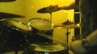 The Absence - The Murder (Drum cover)