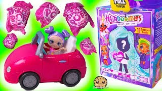 Hairdorables Surprise ! Rainbow Kate Shoppies Open Pikmi Pops Blind Bags