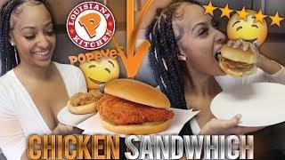 I MADE The NEW Popeye's Chicken Sandwich!! (SPICY RECIPE) KENVEMBER DAY 2