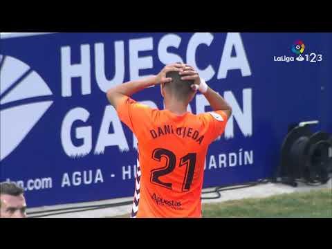 Уэска - Lorca FC 2:0. Видеообзор матча 26.08.2017. Видео голов и опасных моментов игры