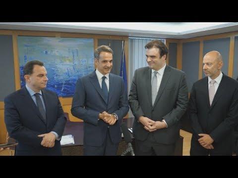 Κ. Μητσοτάκης: Μονόδρομος ο ψηφιακός μετασχηματισμός του κράτους