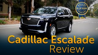 2021 Cadillac Escalade | Review & Road Test