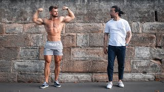 Style Tips For Athletic Men | With Nathan McCallum