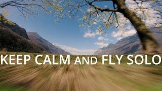 Keep Calm and Fly Solo ⚡????⚡ | FPV Freestyle