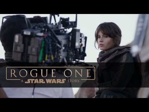 Rogue One: A Star Wars Story (Featurette 'Introducing Jyn Erso')