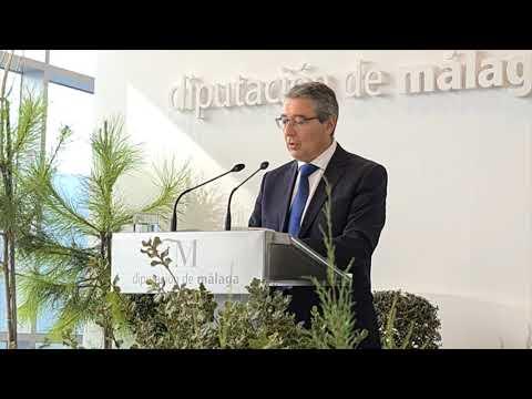 """Vuelven las """"arboladas"""" de la Diputación de Málaga con las que ya se han plantado más de 350.000 árboles en parajes naturales de la provincia"""