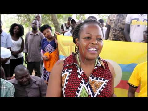 MUTULEKE TWETAAYE: Abavubuka ba NRM e Bugiri baagala bukulembezi